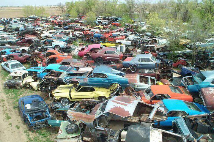 Scrap yards that pick up cars near me